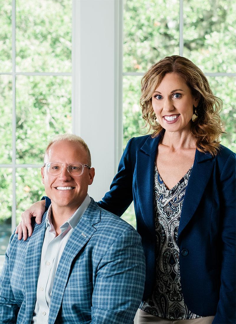 Billy and Brenda Watterson